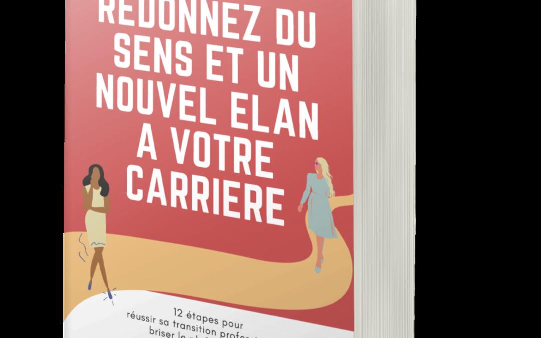 Redonnez du sens et un nouvel élan à votre carrière : Le livre